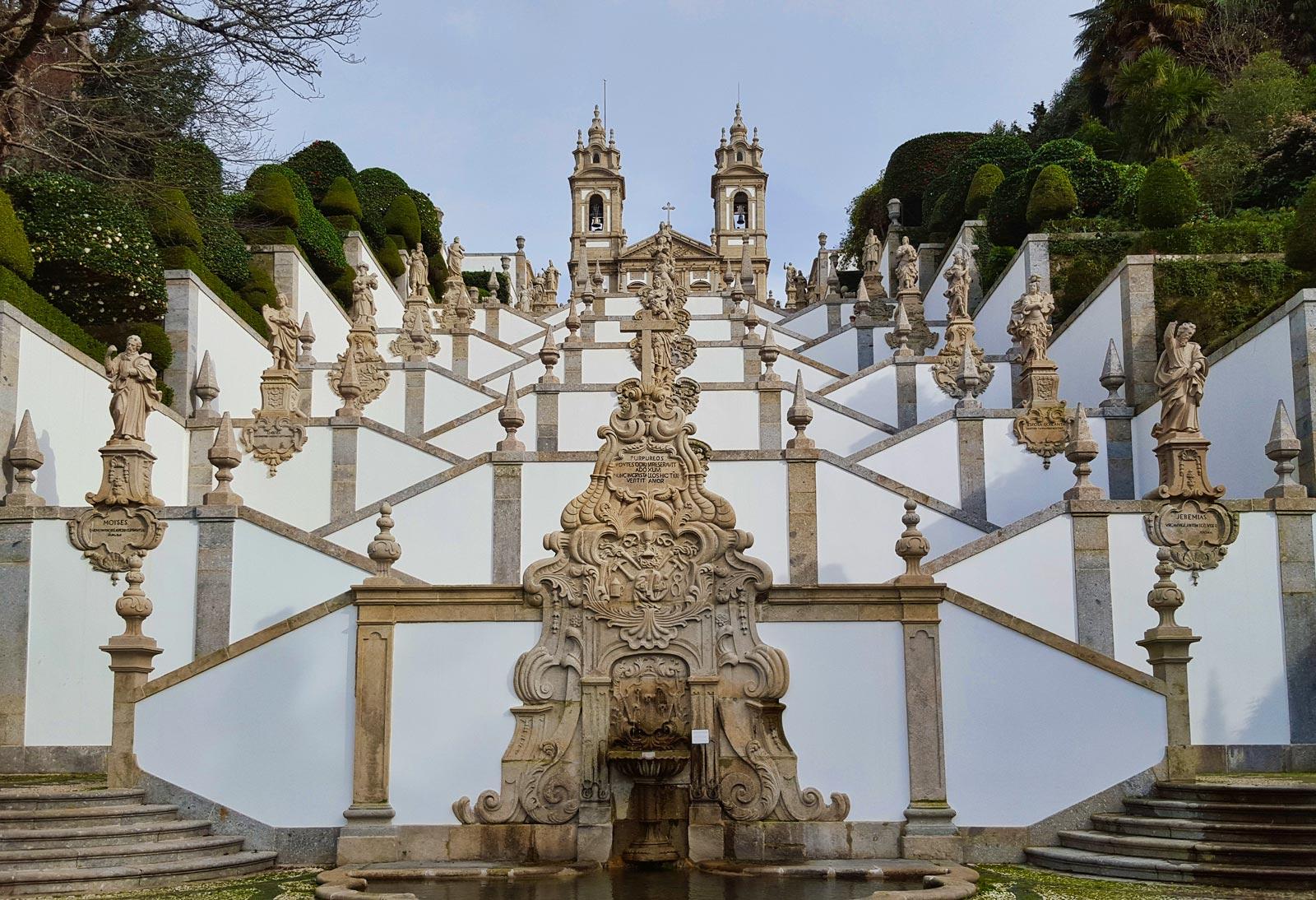 Bom Jesus do Monte - Braga | Churches | Portugal Travel Guide