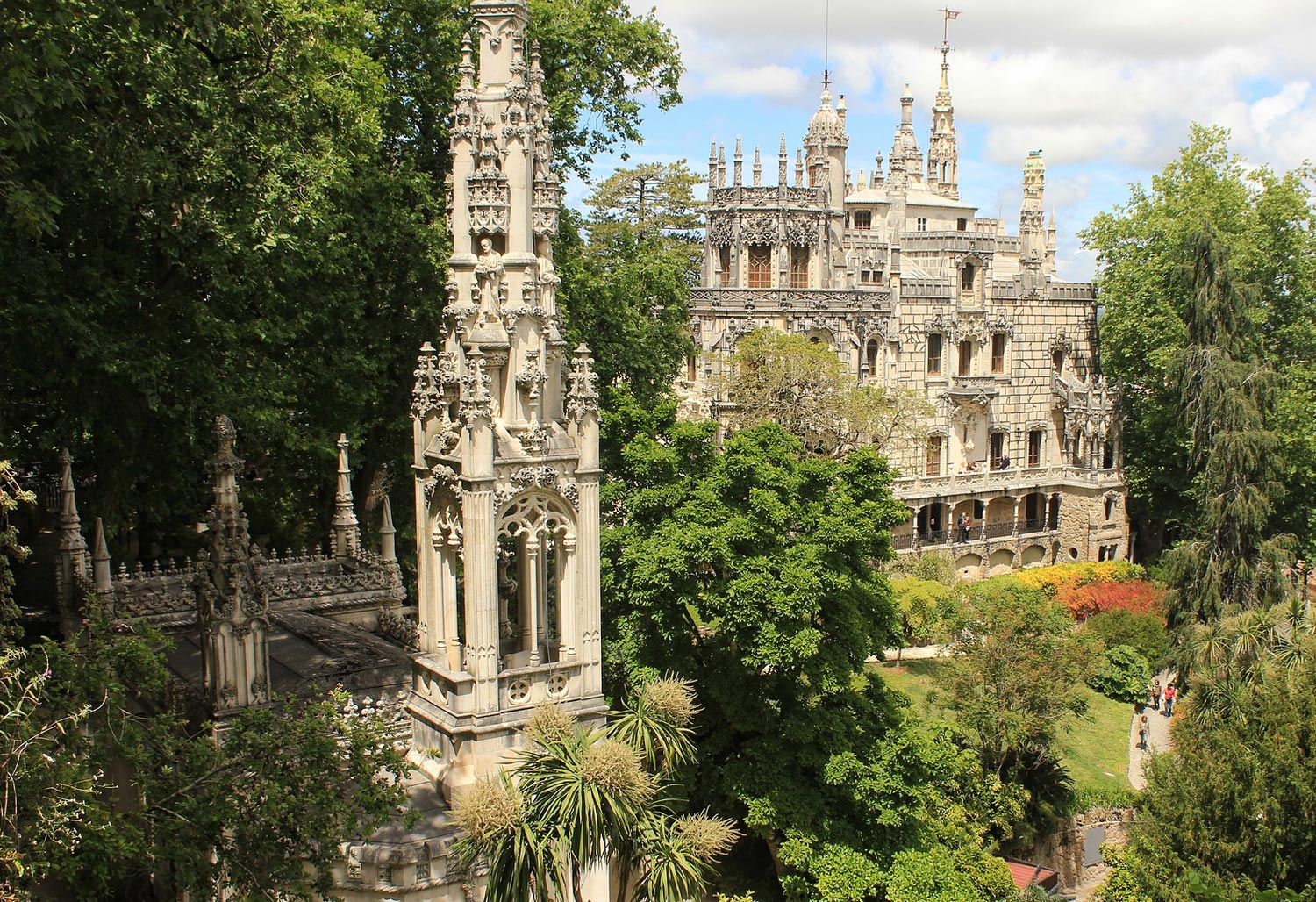 Quinta da Regaleira - Sintra | Palaces and Historic Houses ...