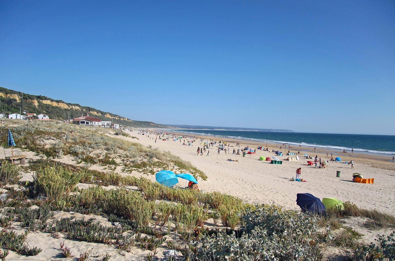 Fonte da Telha - Costa da Caparica   Lisbon and around Beaches   Portugal  Travel Guide