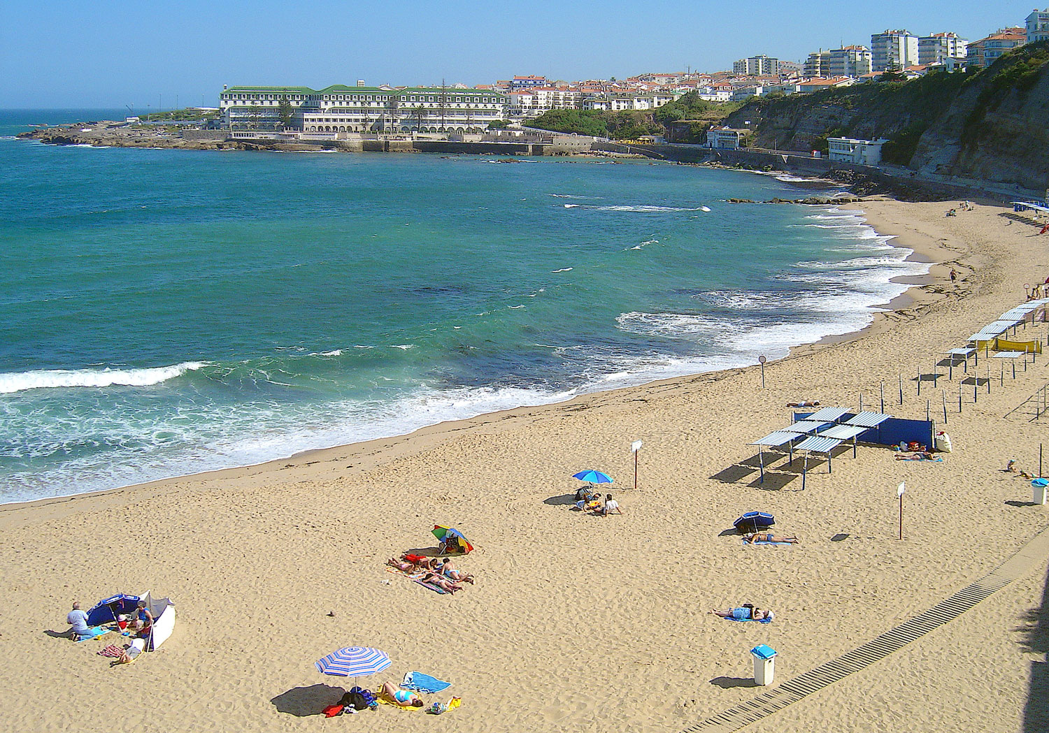 Ericeira Best Beaches Travel In Portugal - Portugal map ericeira