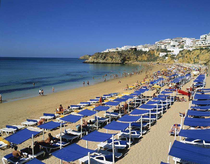 Coast And Only 40 Minutes Away From The Faro Airport Albufeira Has Been Most Por Holiday Destination In South Of Portugal Since 1970s