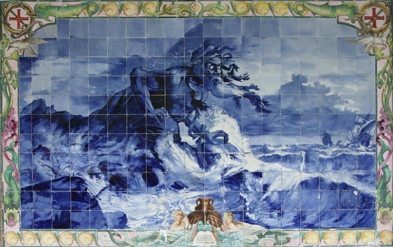 Bucaco palace azulejos portugal travel guide photos for Azulejos de portugal
