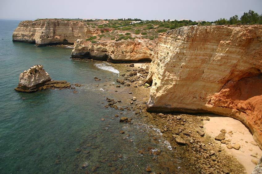 carvoeira coastline portugal travel guide photos