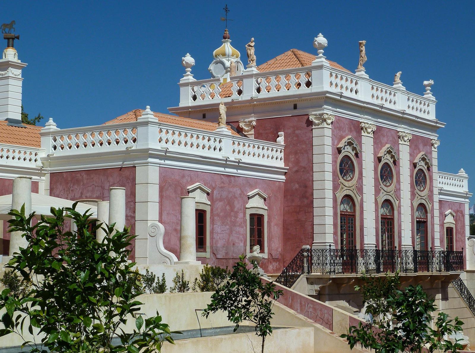 Palácio do Visconde de Estoi