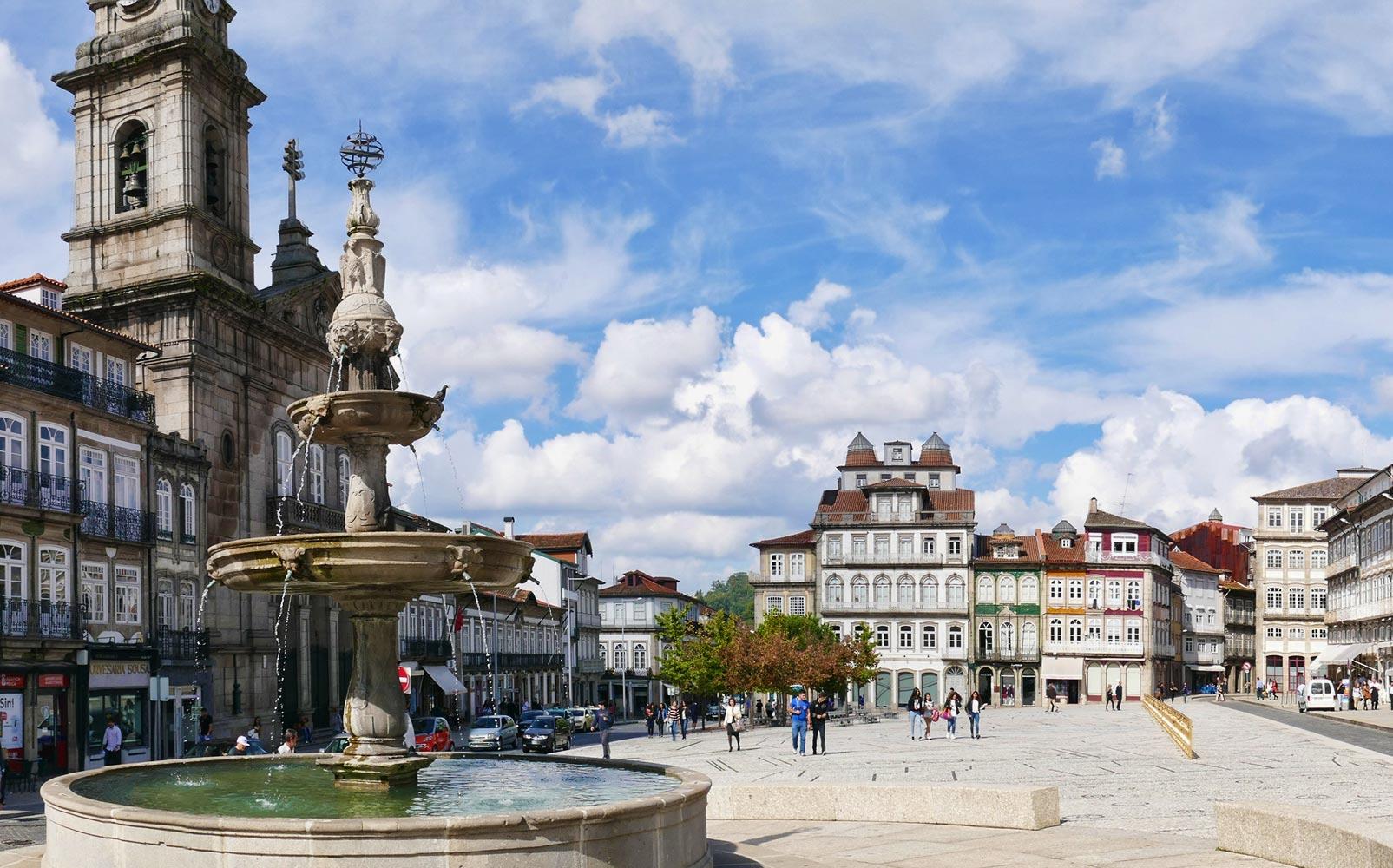 Guimarães - Portugal Travel Guide