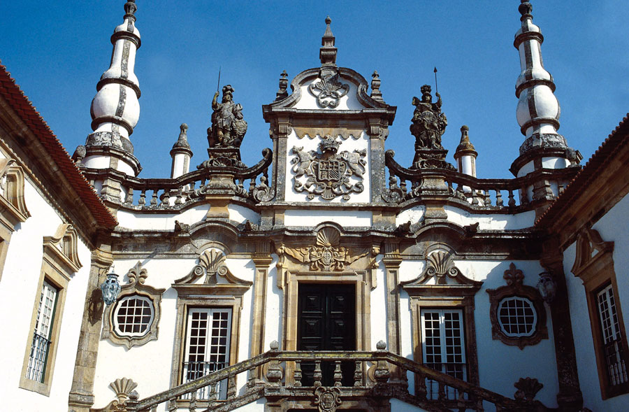 Mateus Palace Vila Real Palaces And Historic Houses