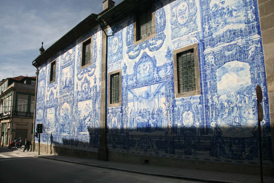Porto Azulejos Portugal Travel Guide Photos