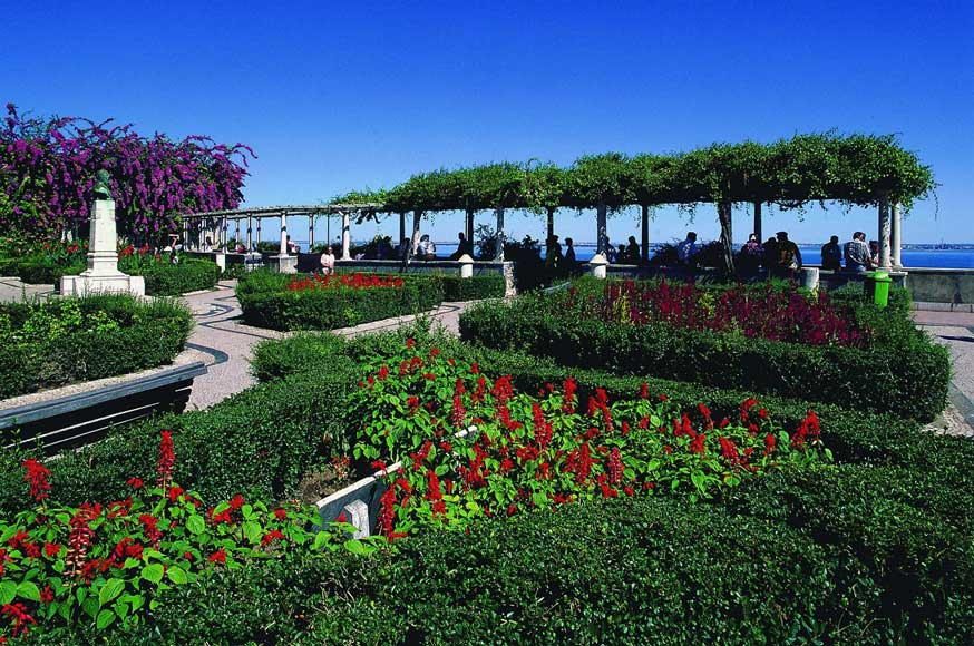 Image result for gardens at alfama portugal
