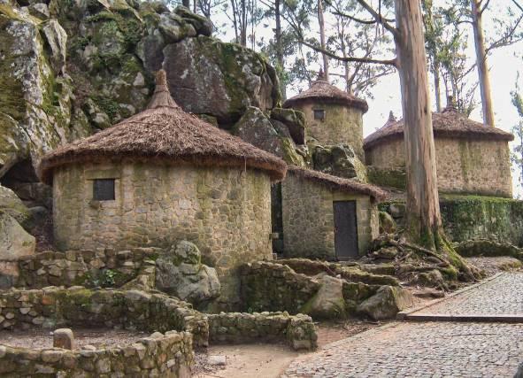 Castro de São Lourenço village near Esposende