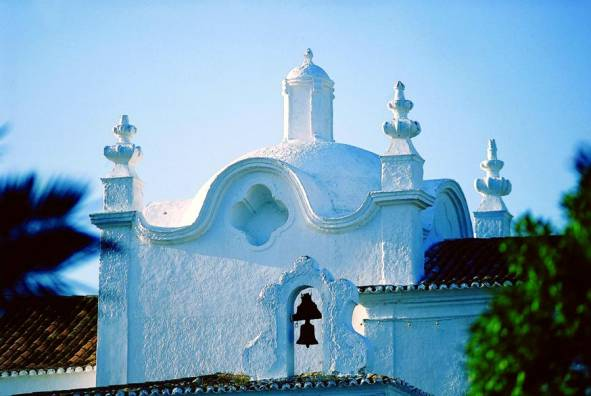Albufeira church
