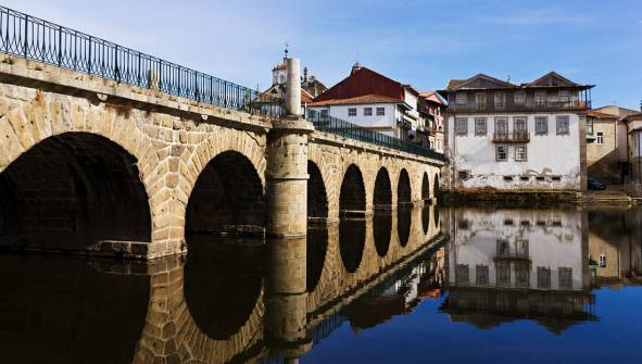 Chaves Roman Bridge - Ponte Trajano