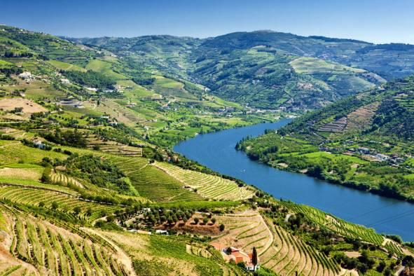 River Douro Valley