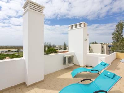 Cabanas Beach Penthouse
