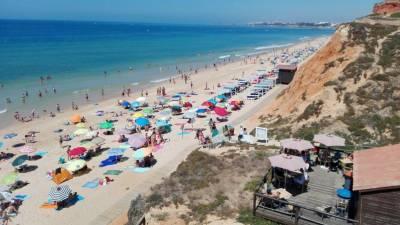 Beach Falésia Alfamar