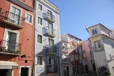 Tasty Lisboa flat - Alfama 1