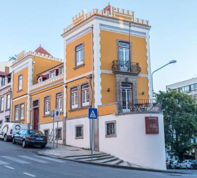 FeelCoimbra Castelo Boutique Apartments