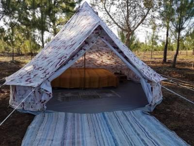 Tenda Camuflada