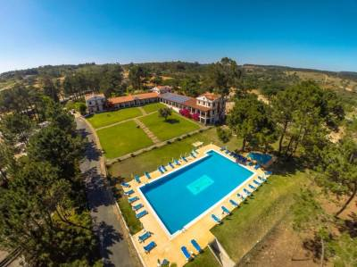 Odeceixe Bungalow-Parque de Campismo Sao Miguel