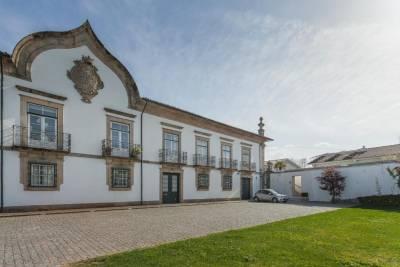 Apartamento Centro Histórico - Palacete