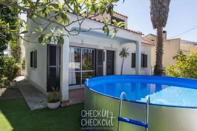 CheckinCheckout - Casa da Aroeira