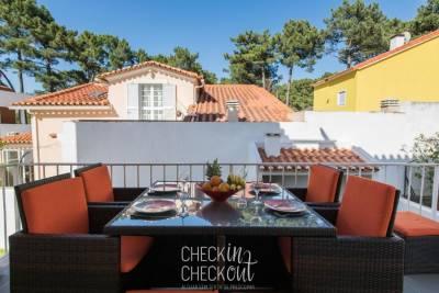 CheckinCheckout - Villa Aroeira