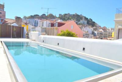 RH AURA 19, Swimming Pool, Terrace & View