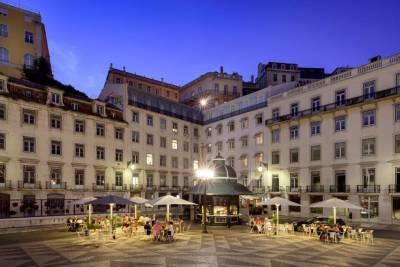 The Counts Penthouse Lisbon
