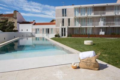 Mouraria Terrace with swimming pool by Lisbonne Collection