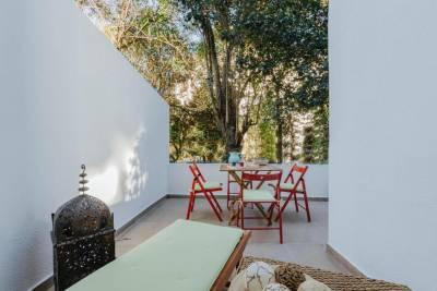 Graça Patio Apartment |RentExperience