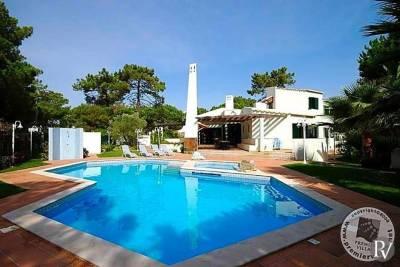 Vilamoura Villa Sleeps 18 Pool Air Con WiFi