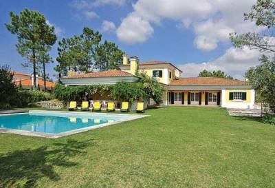 Quinta do Chaparro Villa Sleeps 11