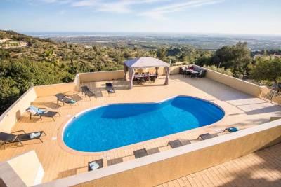 Sitio da Areia Villa Sleeps 10 Pool Air Con WiFi