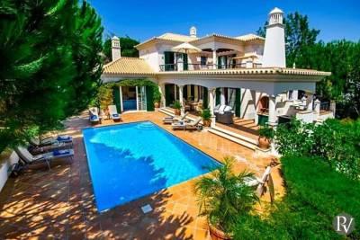 Vale do Lobo Villa Sleeps 10 Pool Air Con WiFi