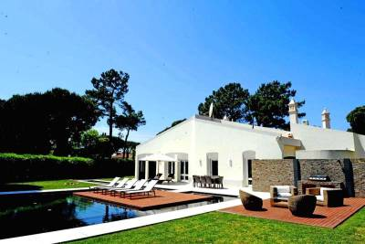 Vale do Lobo Villa Sleeps 10 Pool Air Con T607968