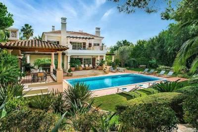 Quinta do Lago Villa Sleeps 10 Pool Air Con T479886