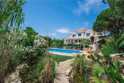 Quinta do Lago Villa Sleeps 10 Pool Air Con T479956
