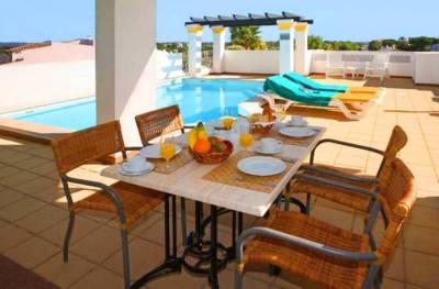 Quinta do Lago Villa Sleeps 6 Pool Air Con T479876