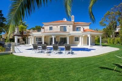 Quinta do Lago Villa Sleeps 11 Pool Air Con T607975