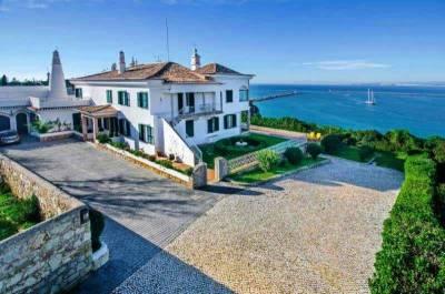 Vilamoura Villa Sleeps 19 Pool WiFi