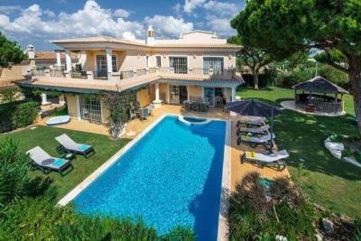 Vale do Lobo Villa Sleeps 10 Pool Air Con T480113