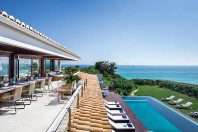 Vilamoura Villa Sleeps 16 Pool Air Con WiFi T607923