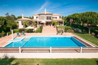 Quinta do Lago Villa Sleeps 8 Pool Air Con T610351