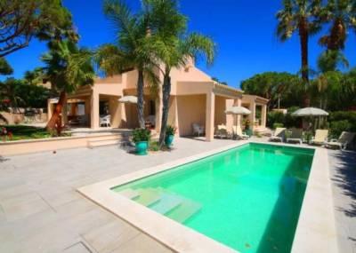 Almancil Villa Sleeps 8 Pool Air Con WiFi T607887