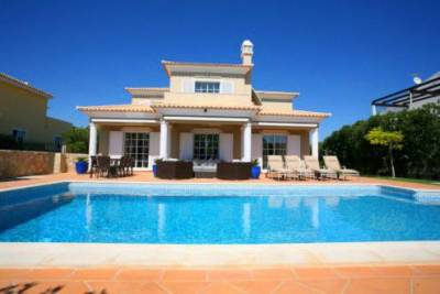 Vale do Garrao Villa Sleeps 12 Pool Air Con WiFi