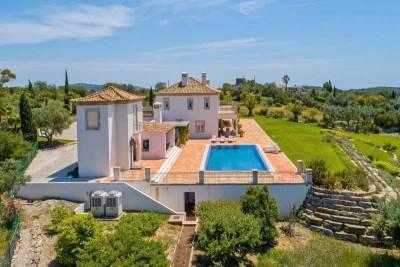 Agostos Villa Sleeps 11 Pool Air Con WiFi
