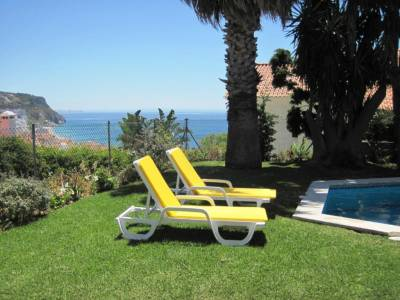 Rent4rest Sesimbra 4Bdr Ocean View and Private Pool Villa
