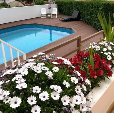 Beach House w/swimmingpool