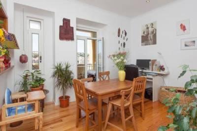 Appartement avec terrasse ensoleillée au coeur de Lisbonne