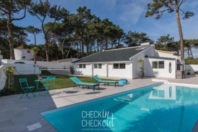 CheckinCheckout - Casa do Moinho