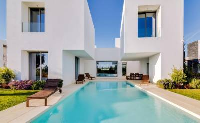 Villa M30 - Luxury front golf with private pool